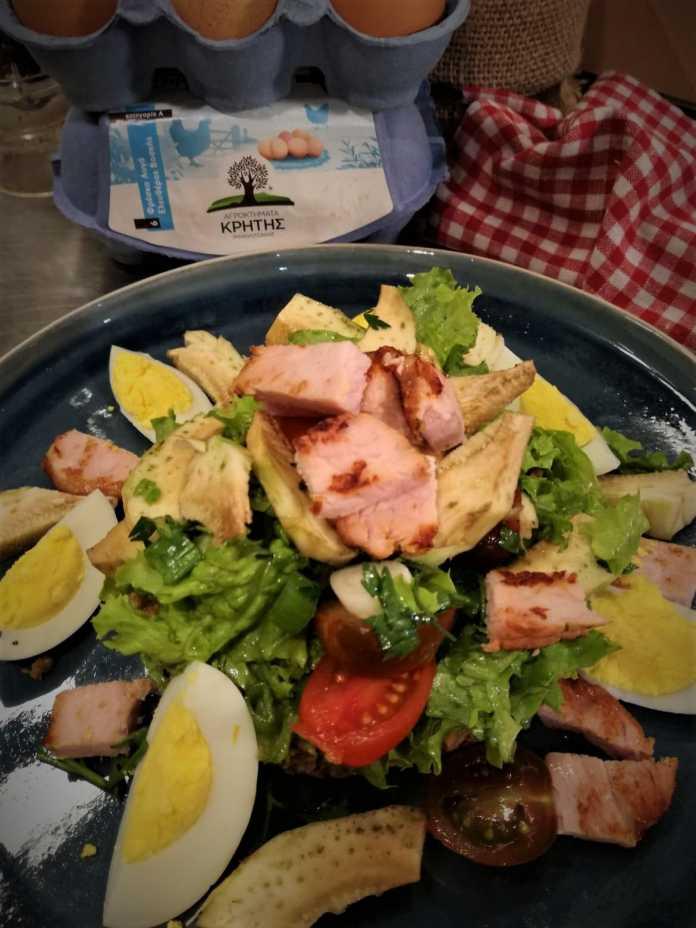 polychromi salata